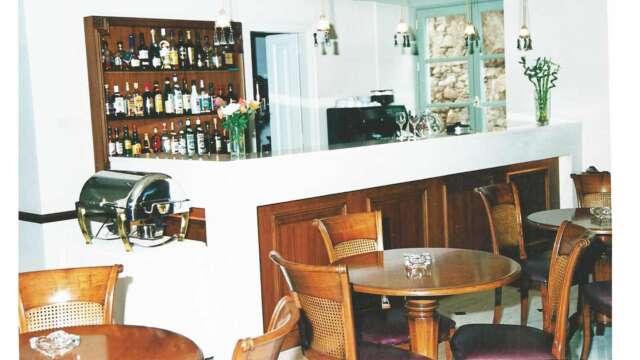 Hotel bar of WALNUT