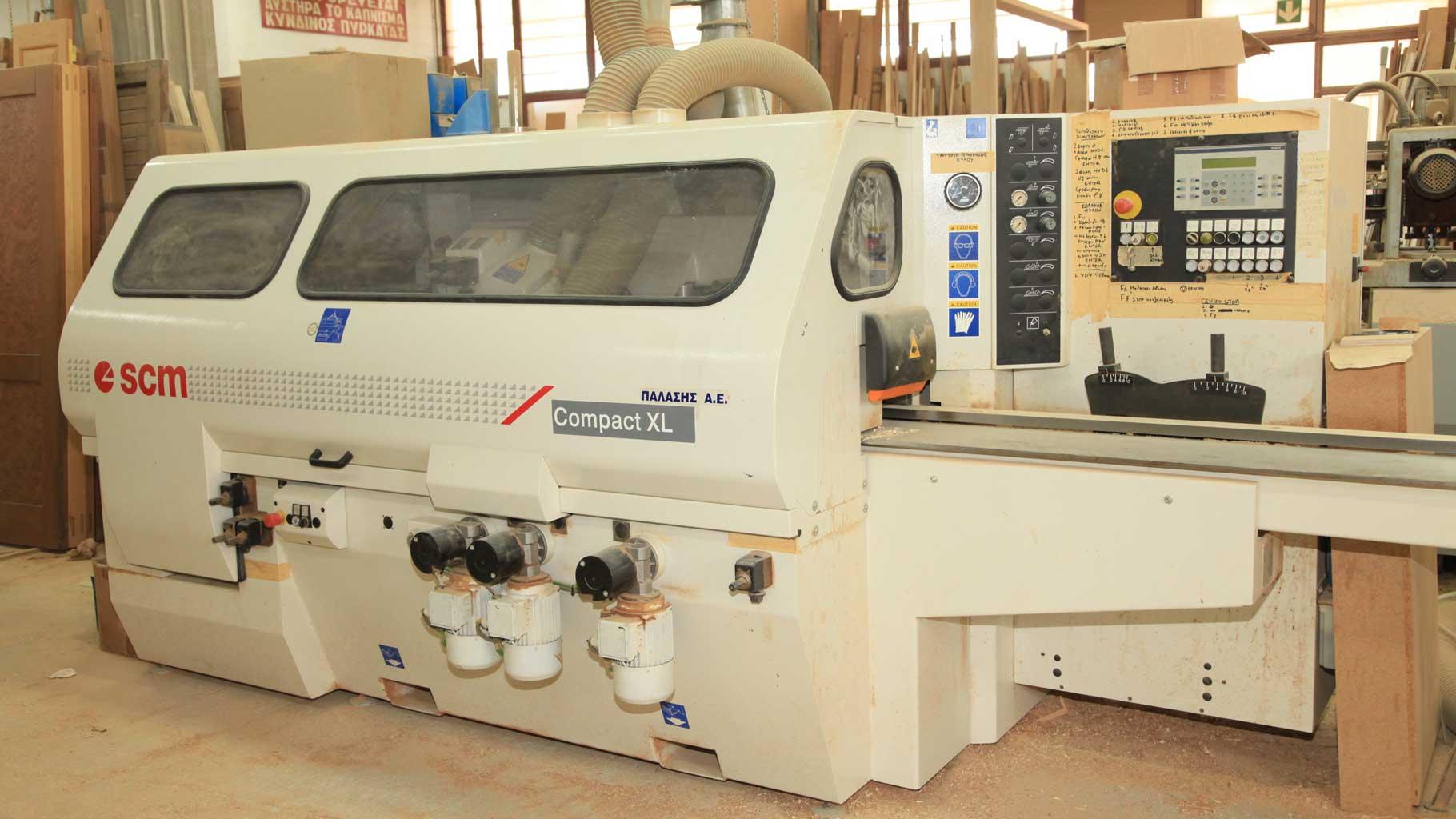 Wood factory equipment 17