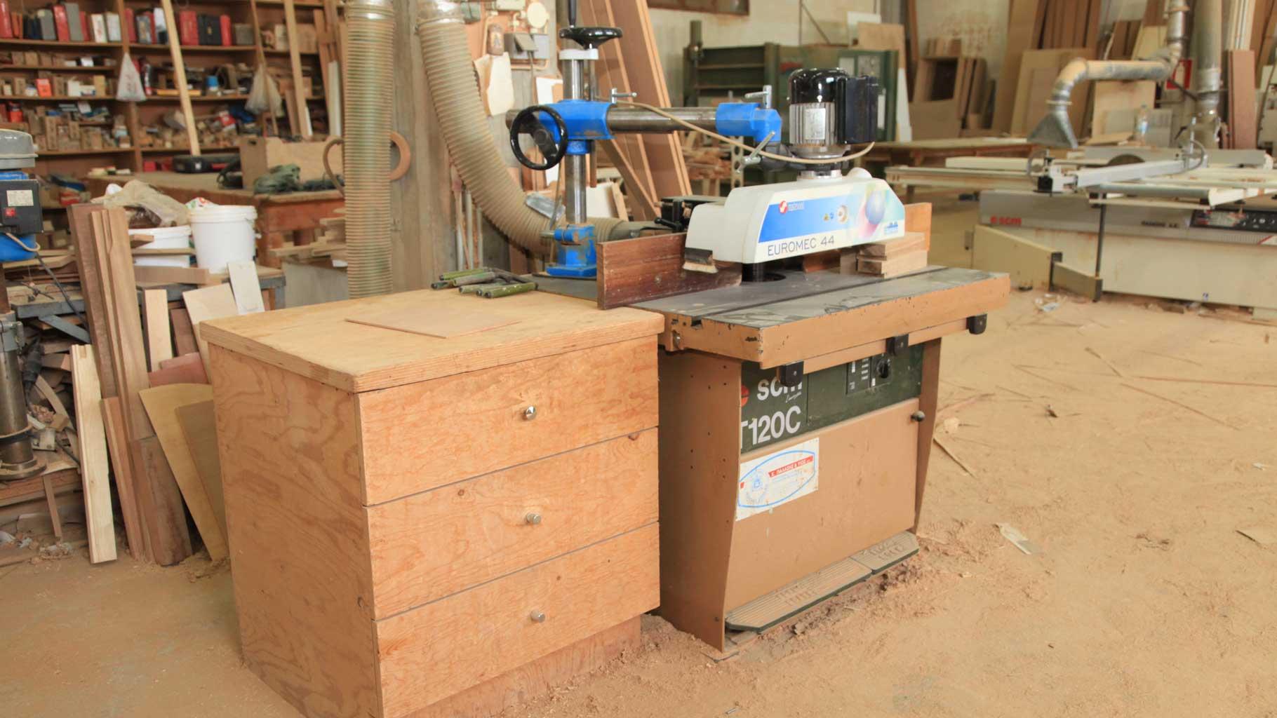 Wood factory equipment 16