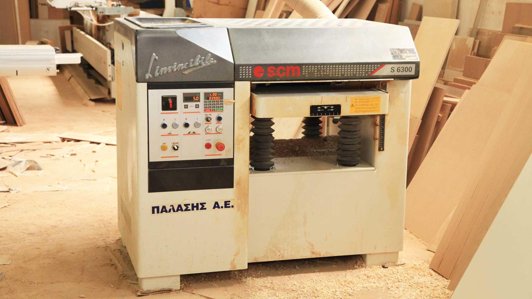 Wood factory equipment 15