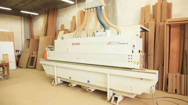 Wood factory equipment 13