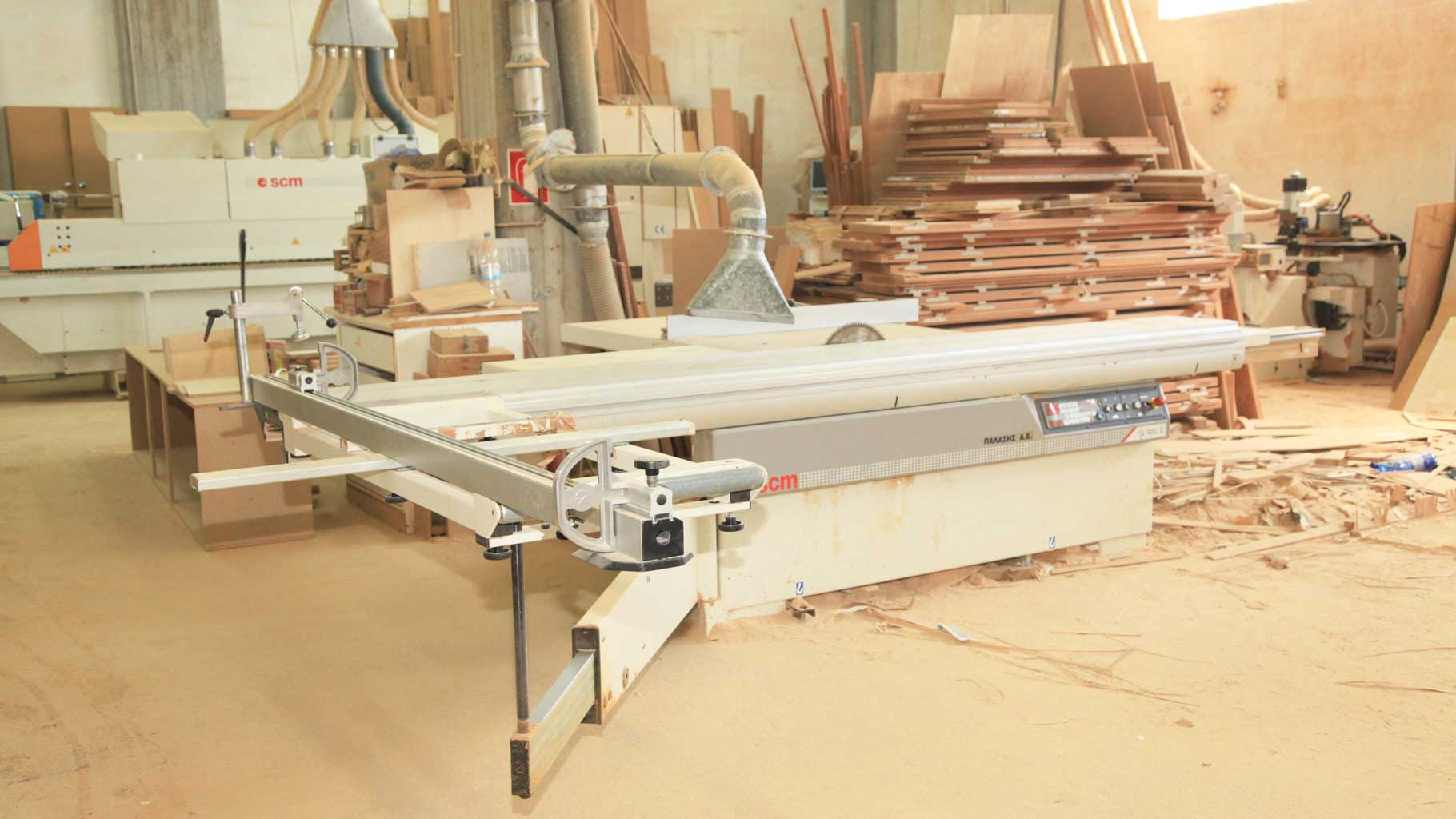 Wood factory equipment 11