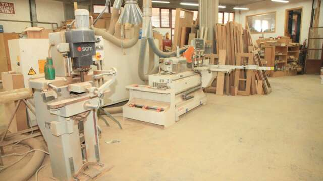 Wood factory equipment 10