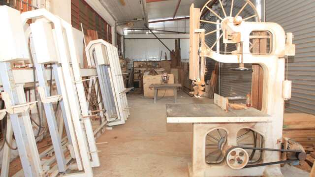 Wood factory equipment 8