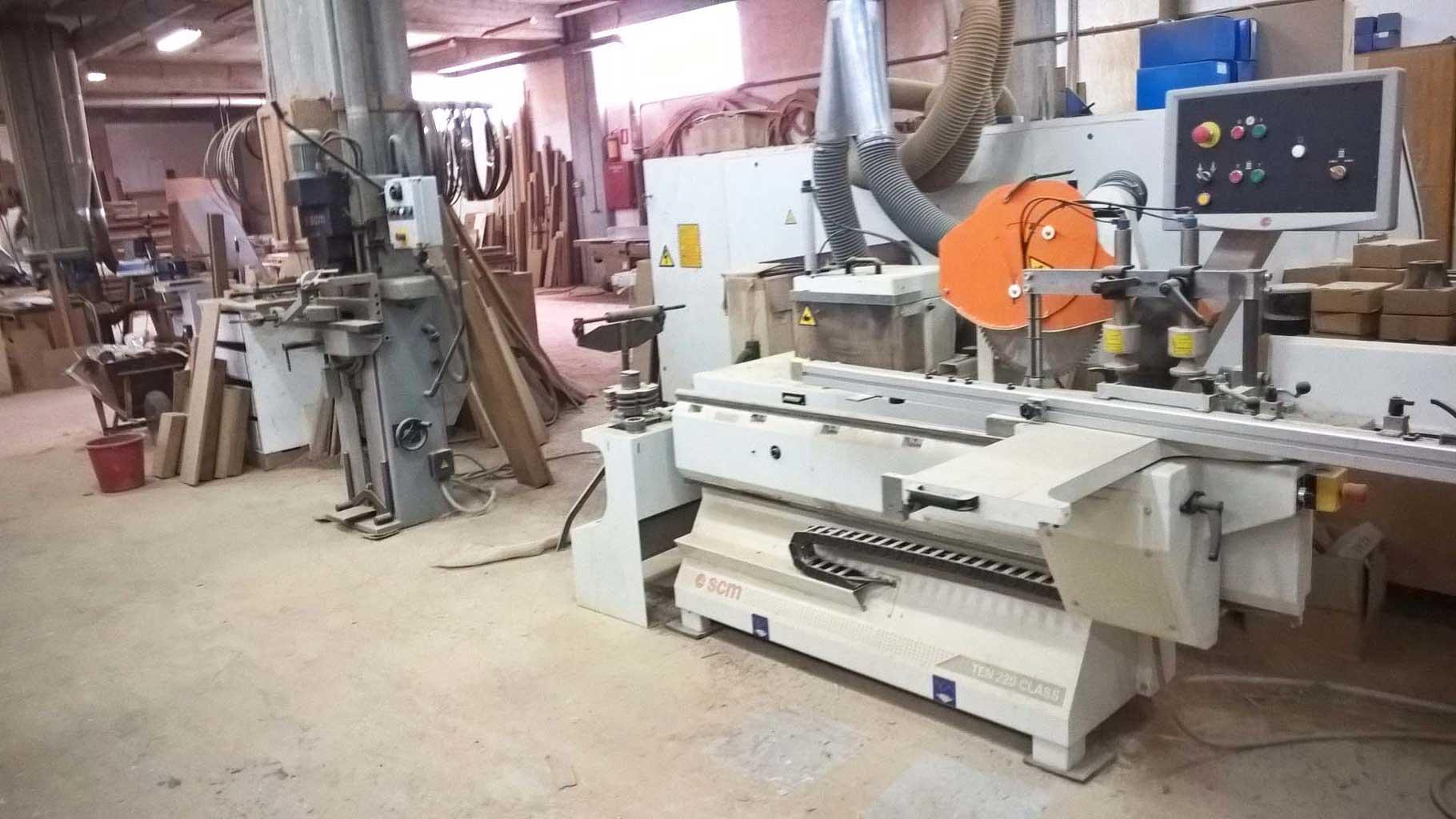 Wood factory equipment 7