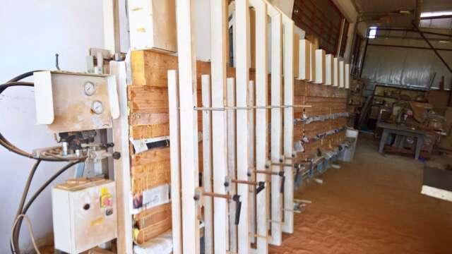 Wood factory equipment 4