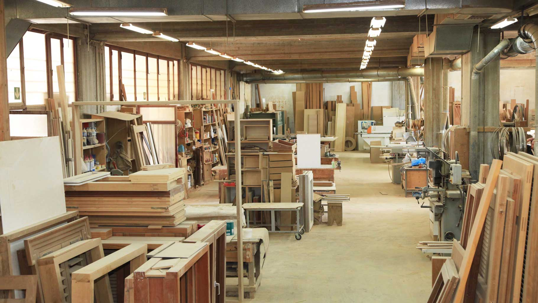Wood factory equipment 3
