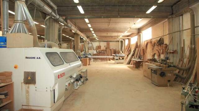 Wood factory equipment 2