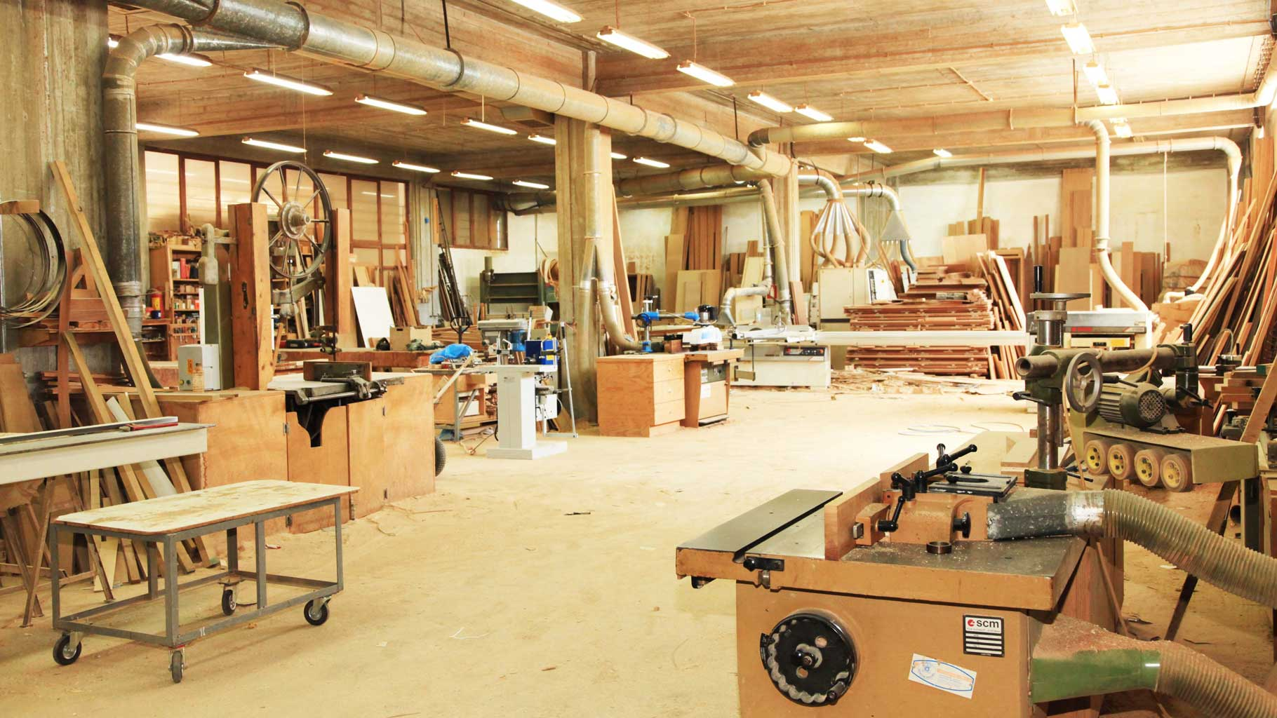 Wood factory equipment 1
