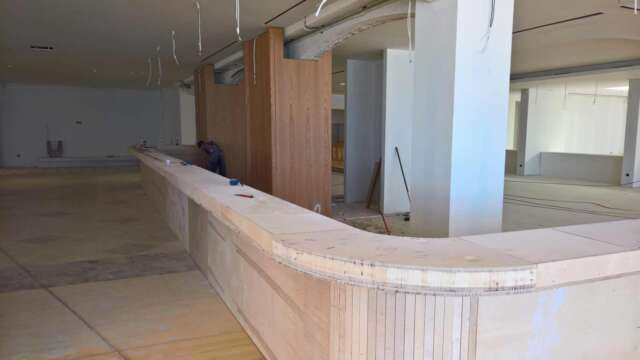 Installation de bar