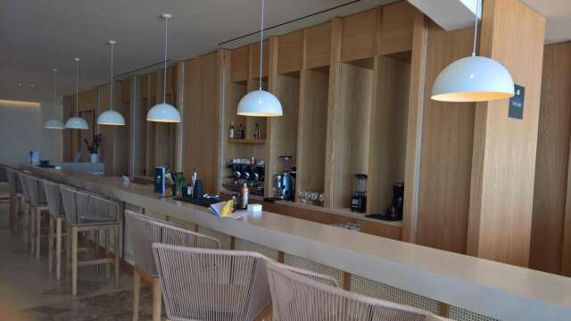Hotel bar of OAK