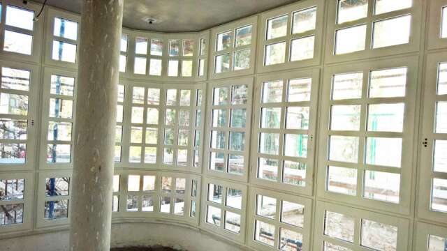 Special construction of glazing