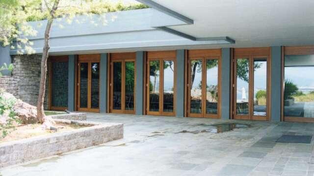 Exterior doors IROCO