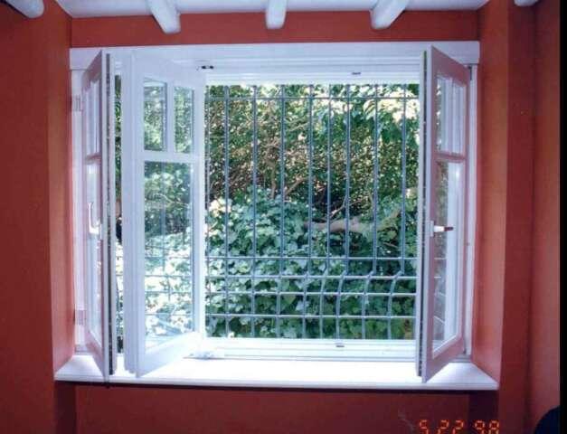 Fenêtre pliante