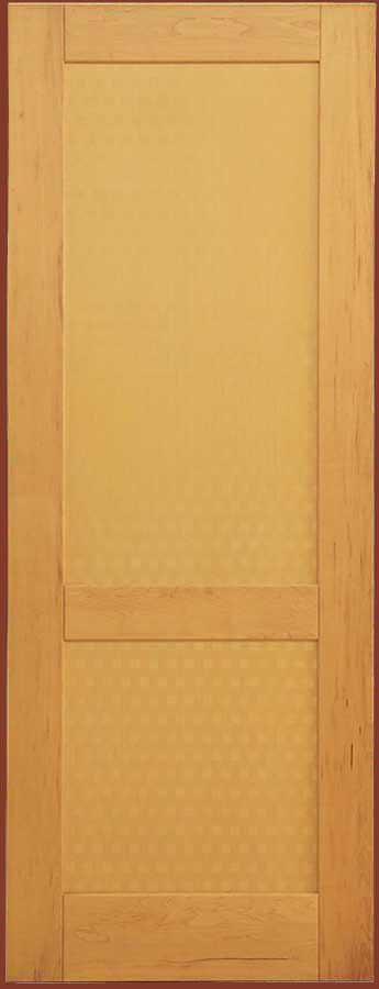 Εσωτερική πόρτα μασίφ ΣΦΕΝΔΑΜΟΣ και καπλαμά ALPΙ