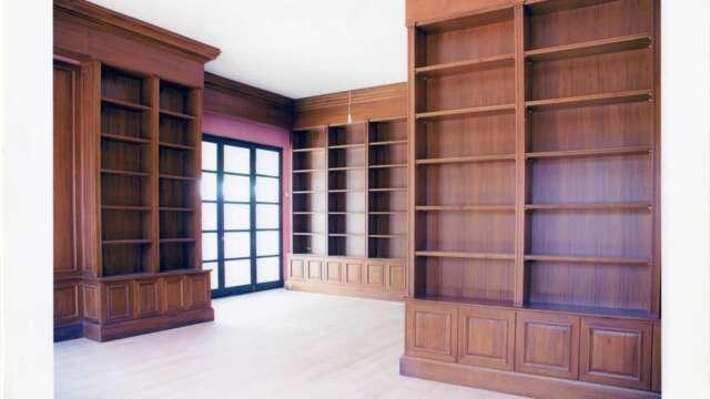Ειδικές κατασκευές εσωτερικού χώρου με ξύλο NIAGON