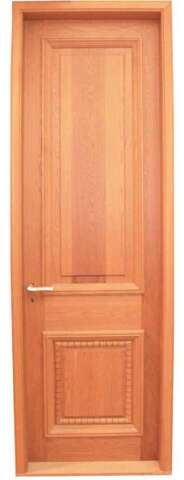 Interior door of solid OAK